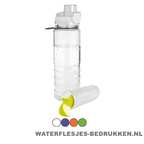 Drinkfles fruitcompartiment bedrukken