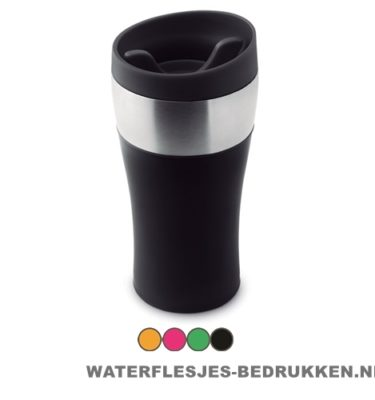 Thermosbeker RVS PP 350ml bedrukken goedkoop