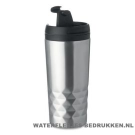 Thermosbeker modern 280ml bedrukken