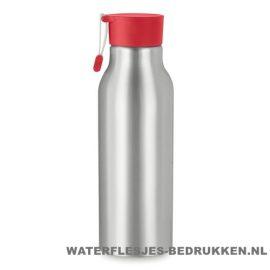 Aluminium drinkfles bedrukken budget