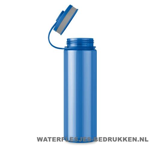 Bidon XL bedrukken blauwe