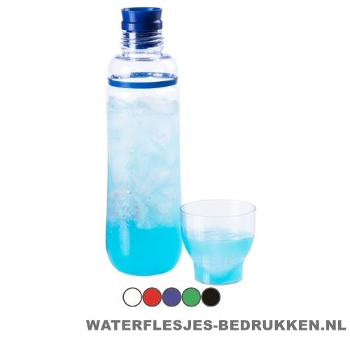 Bidon drinktuit 750ml bedrukt goedkoop met logo