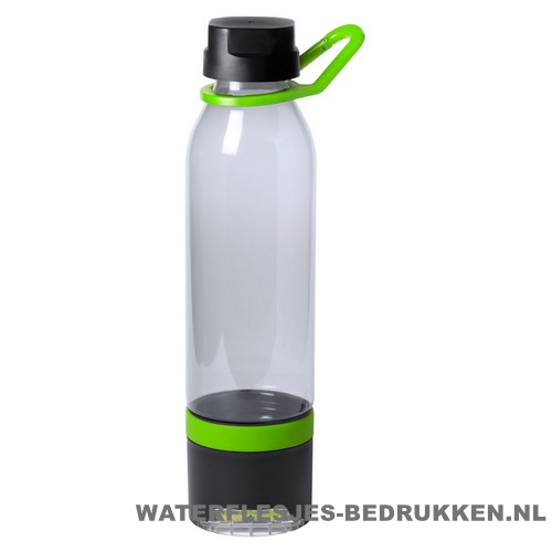 Bidon multifunctioneel 650ml bedrukken groen