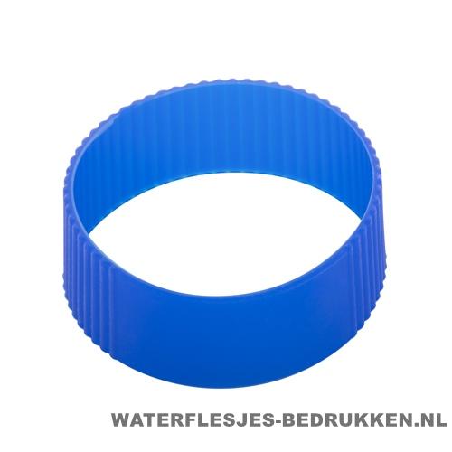 Reisbeker goedkoop multicolor bedrukt blauwe