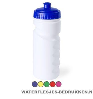 Sport bidon dop gekleurd 500ml bedrukt goedkoop