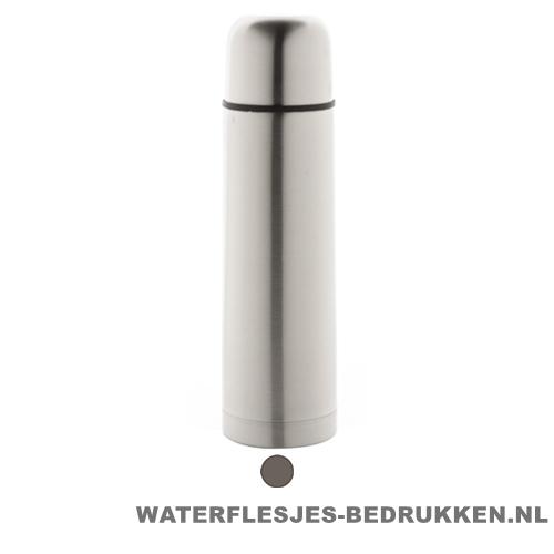 Thermosfles goedkoop RVS 500ml bedrukken klassiek goedkoop