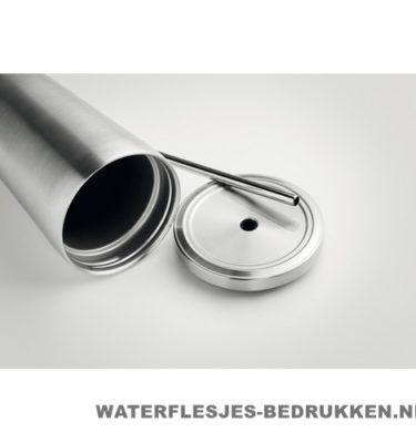 Reisbeker RVS milkshake 500ml bedrukt