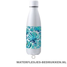 Sport bidon RVS 700ml bedrukken full color rondom goedkoop