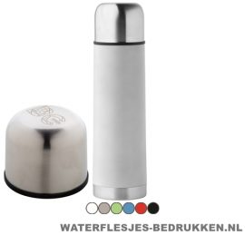 Thermosfles goedkoop klassiek 500ml bedrukken goedkoop